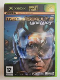 Xbox Mech Assault 2 - Lone Wolf (CIB)