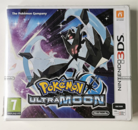 3DS Pokémon Ultra Moon (Factory Sealed) HOL