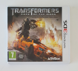 3DS Transformers Dark of the Moon - Stealth Force Edition  (CIB) UKV