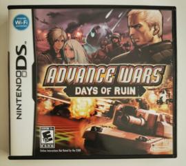 DS Advance Wars - Days of Ruin (CIB) USA