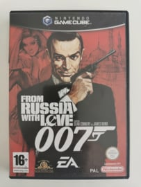 Gamecube From Russia With Love (CIB) HOL
