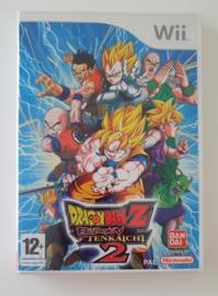Wii Dragon Ball Z Budokai Tenkaichi 2 (CIB) FAH