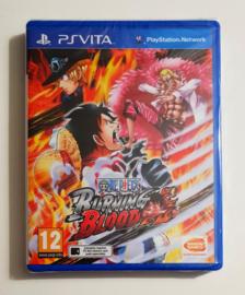 PS Vita One Piece Burning Blood (factory sealed)