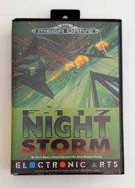 Megadrive F-117 Night Storm (CIB)