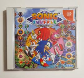 Dreamcast Sonic Shuffle (CIB) Japanese Version