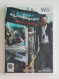 Wii Dead Rising - Chop Till You Drop (CIB) HOL
