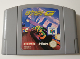 N64 Extreme-G (cart only) EUR
