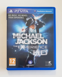 PS Vita Michael Jackson: The Experience (CIB)