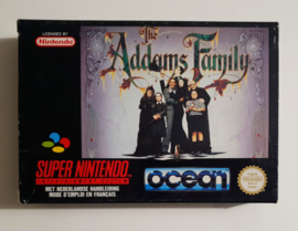 SNES The Addams Family (CIB) FAH