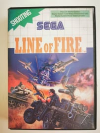 Master System Line of Fire (CIB)