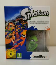 Wii U Splatoon Limited Edition (new) EUR