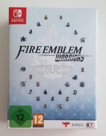 Switch Fire Emblem Warriors Limited Edition (CIB) EUR