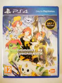 PS4 Digimon Story Cybersleuth - Day One Edition (factory sealed)