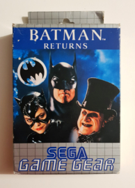 Game Gear Batman Returns (Box + Cart)