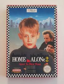 NES Home Alone 2 - Lost in New York (CIB) FRA