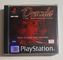 PS1 Dracula Resurrection (CIB)
