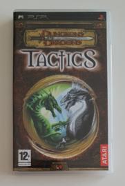 PSP Dungeons & Dragons Tactics (CIB)