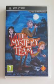 PSP The Mystery Team (CIB) Promo Copy