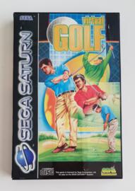 Saturn Virtual Golf (CIB)