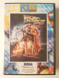 Master System Back to the Future III (Box + Cart)