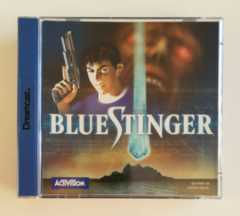 Dreamcast Blue Stinger (CIB)