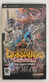 PSP Darkstalkers Chronicle - The Chaos Tower (CIB)