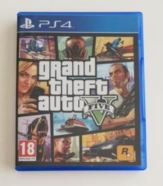 PS4 Grand Theft Auto V (CIB)