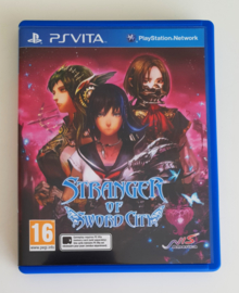 PS Vita Stranger of Sword City (CIB)