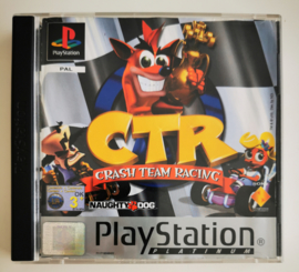 PS1 Crash Team Racing Platinum (CIB)