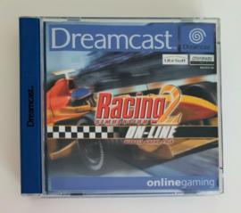 Dreamcast Racing Simulation 2: Monaco Grand Prix Online (CIB)