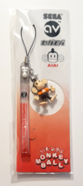 Super Monkey Ball AiAi Strap (new)