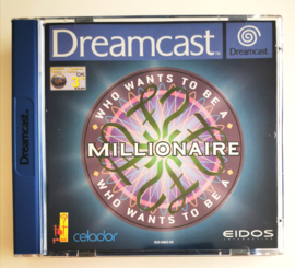Dreamcast Who Wants to be a Millionaire? (CIB)