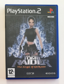 PS2 Lara Croft Tomb Raider: The Angel of Darkness (CIB)