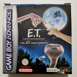 GBA E.T. The Extra-Terrestial (CIB) EUR