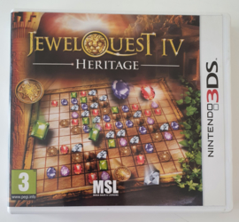 3DS Jewel Quest IV - Heritage (CIB) EUR