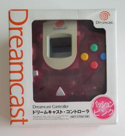 Sega Dreamcast Milennium Controller Pink (HKT-7700-08) boxed