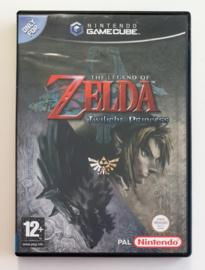 Gamecube The Legend of Zelda: Twilight Princess (boxed) HOL