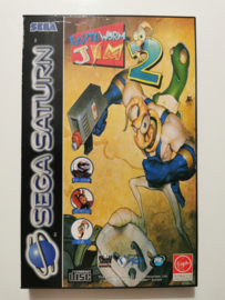 Saturn Earthworm Jim 2 (CIB)