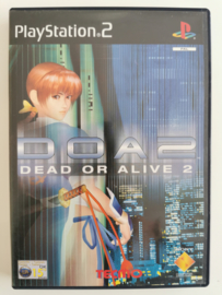 PS2 Dead or Alive 2 (CIB)