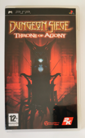 PSP Dungeon Siege - Throne of Agony (CIB)