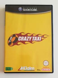 Gamecube Crazy Taxi (CIB) FAH