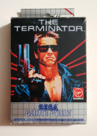 Game Gear The Terminator (CIB)