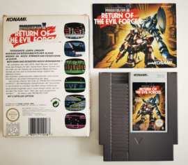 NES Probotector II Return of the Evil Forces (CIB) NOE
