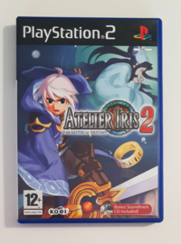 PS2 Atelier Iris 2: The Azoth of Destiny (CIB)