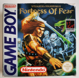 GB Wizards & Warriors - Fortress of Fear (CIB) NOE