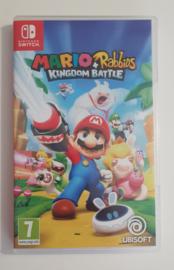 Switch Mario + Rabbids Kingdom Battle (CIB) FAH