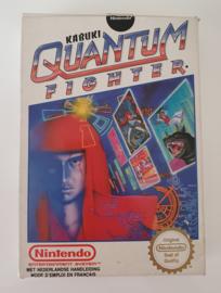 NES Kabuki Quantum Fighter (CIB) FAH