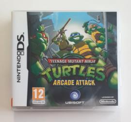 DS Teenage Mutant Ninja Turtles Arcade Attack (CIB) FAH