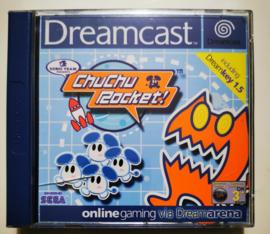 Dreamcast Chuchu Rocket! (CIB)