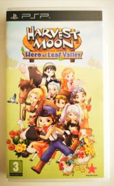 PSP Harvest Moon - Hero of Leaf Valley (CIB)